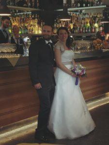Hochzeit Yvonne u. Michele