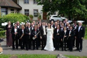 Hochzeit Marianne u. Daniel