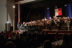 """Jahreskonzert """"harmonie in concert"""""""